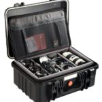 Vanguard Supreme 40D Wasserdichter Fotokoffer mit Trennwänden schwarz - 1